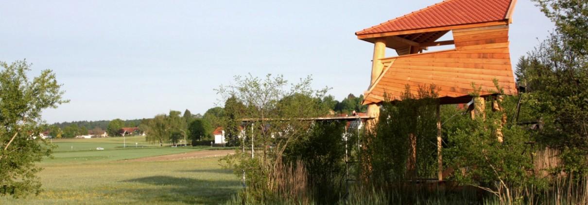 Vogelturm Ampermoos Bild 1